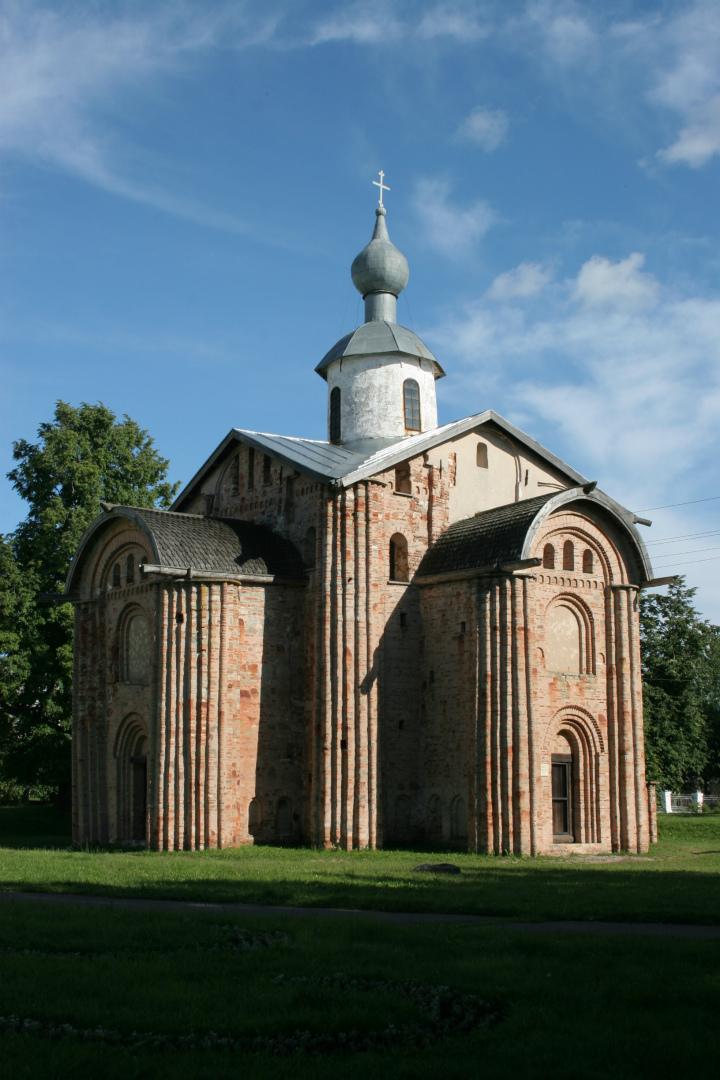 Церковь Параскевы Пятницы на Торгу. 1207