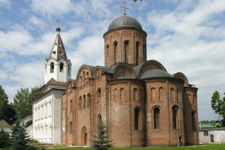 Церковь Петра и Павла на Городянке. 1160–1170-е
