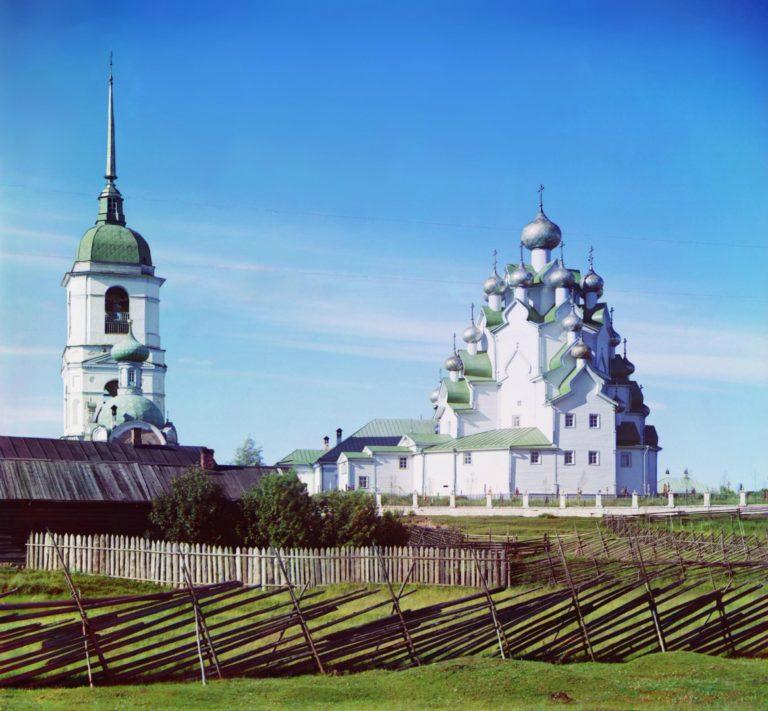 Церковь Покрова Пресвятой Богородицы (не сохранилась). 1708