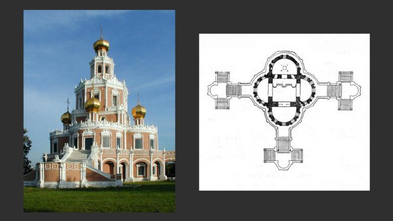 Церковь Покрова в Филях. 1690–1693