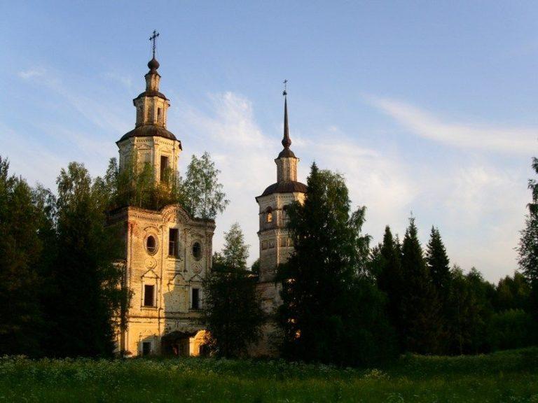 Церковь Покрова. 1729–1750