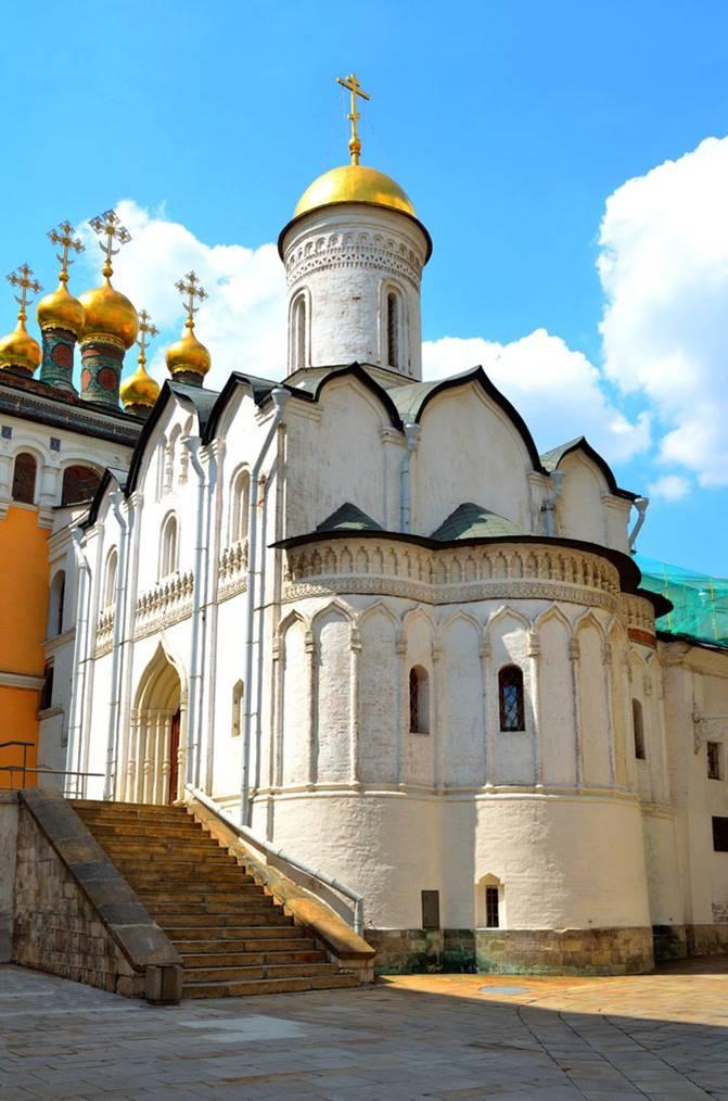 Церковь Ризоположения. 1484–1485