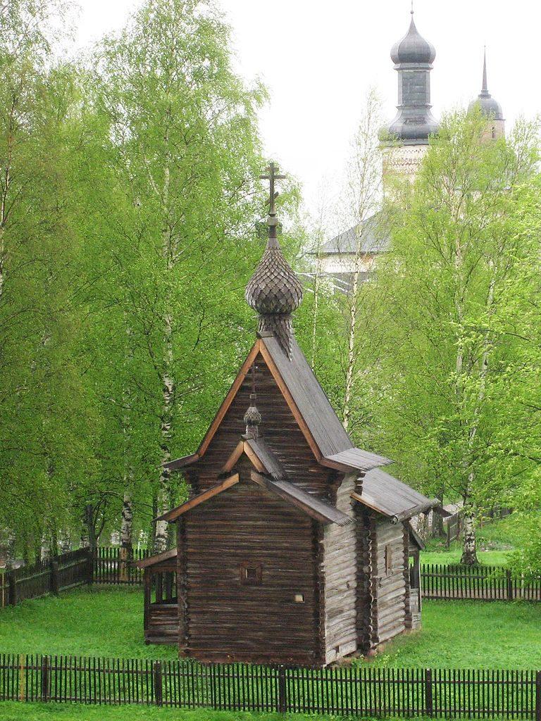 Церковь Ризоположения. 1485