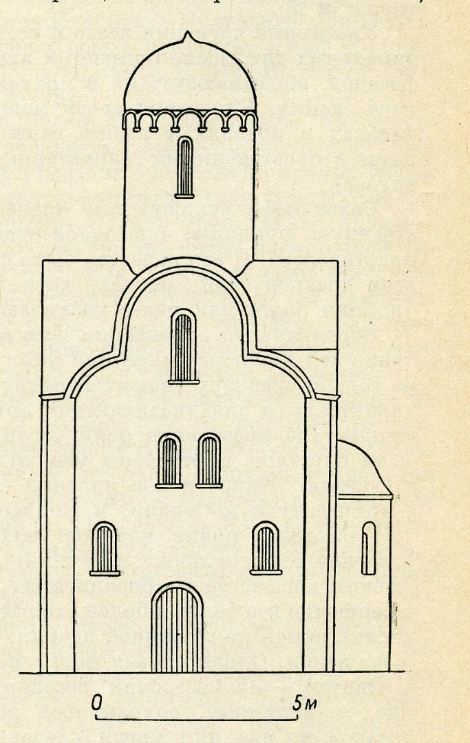 Церковь Рождества Богородицы в Перыни. 1226