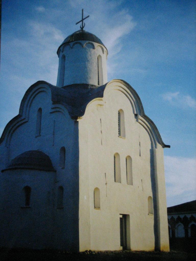 Церковь Рождества Богородицы. 1226