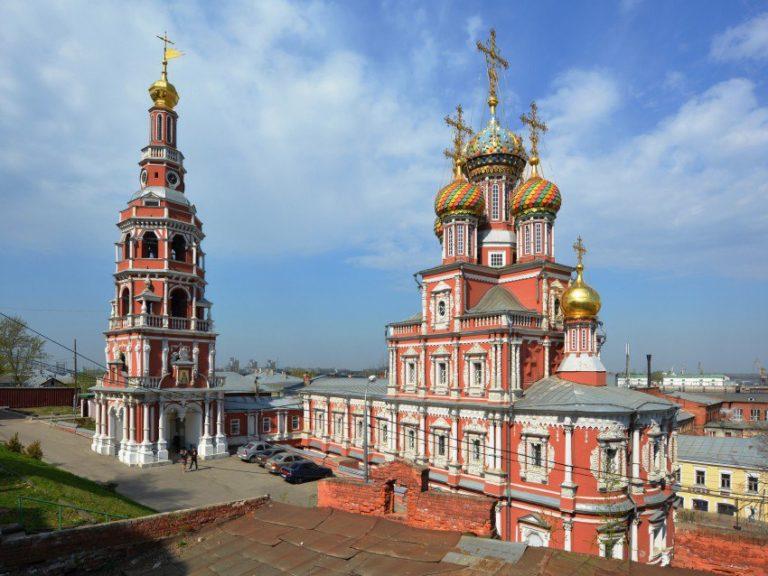 Церковь Рождества Богородицы. 1697–1703