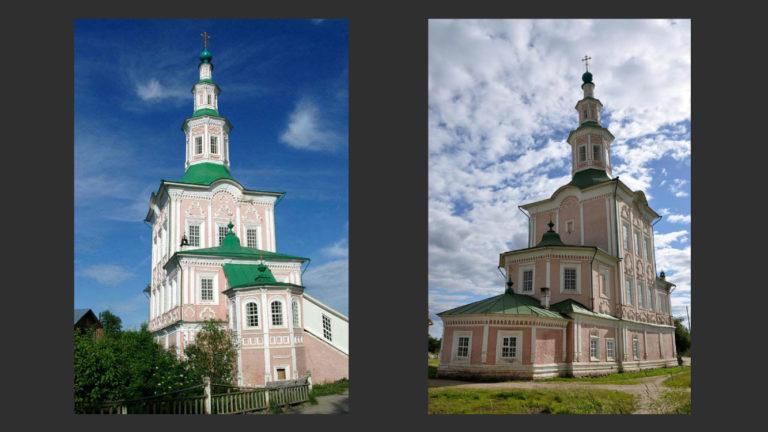 Церковь Рождества Христова. 1746–1748, 1786–1793