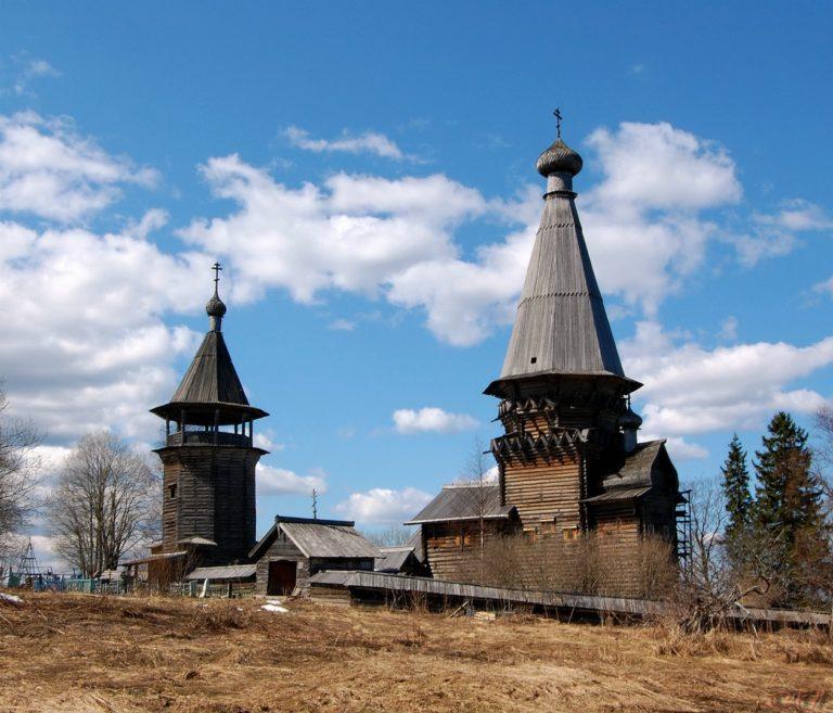 Церковь Рождества Пресвятой Богородицы. 1659–1695