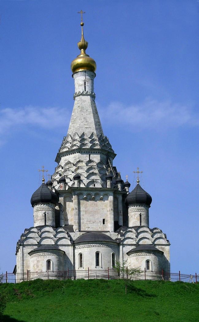 Церковь Спаса Преображения. Сер. 1560-х