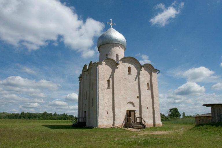 Церковь Спаса на Нередице. 1198