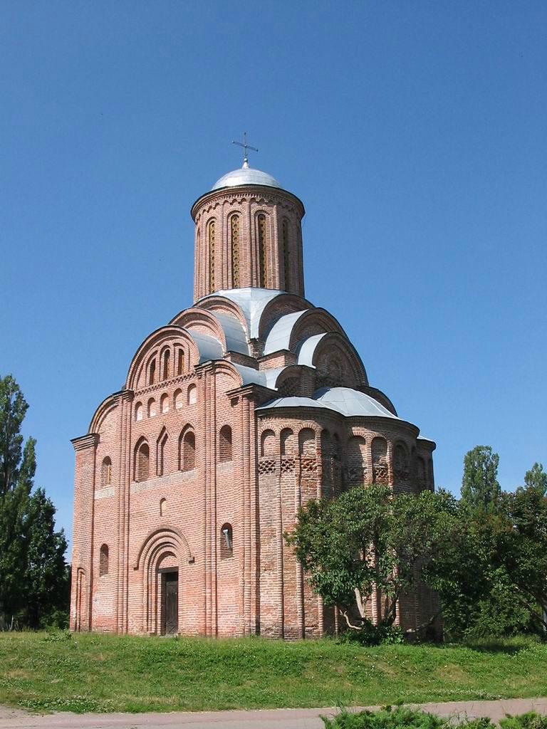 Церковь Святой Параскевы. Кон. XII – нач. XIII вв.