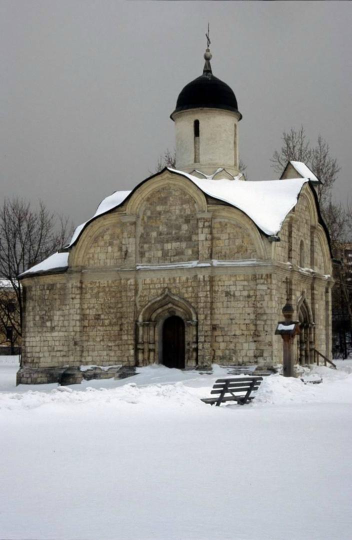 Церковь Трифона в Напрудном. Сер. XVI в.