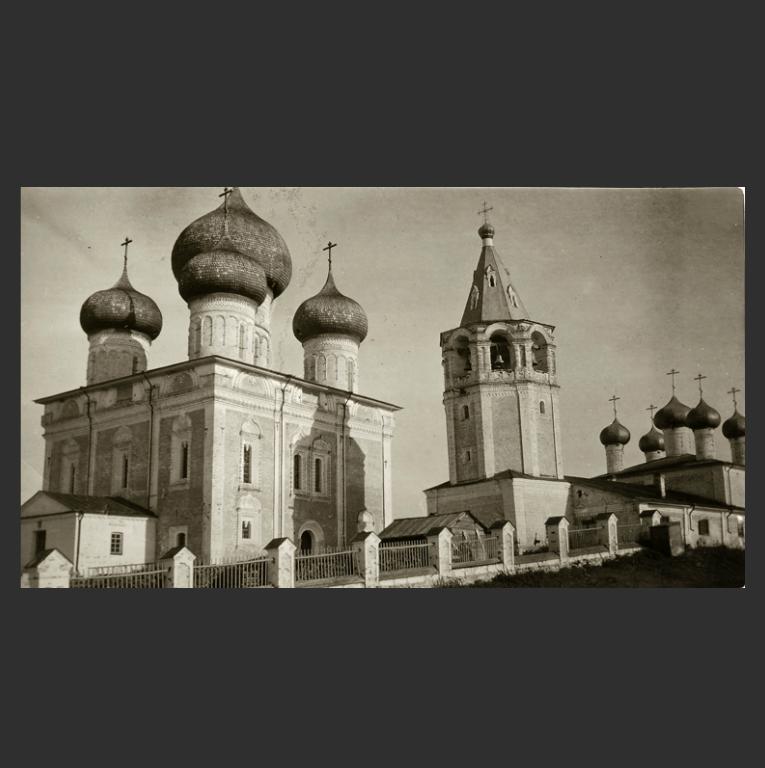 Церковь Троицы (не сохранилась). 1682–1690