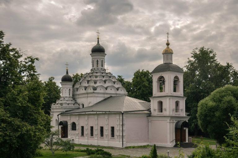 Церковь Троицы в Хорошеве. Ок. 1596–1598
