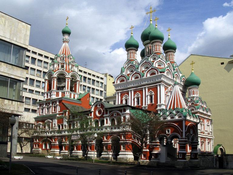 Церковь Троицы в Никитниках. Ок. 1631–1634