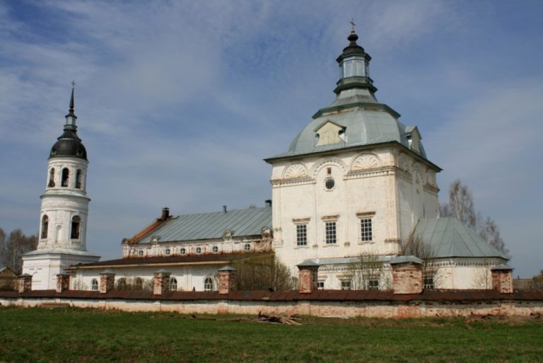 Церковь Троицы. 1748–1765