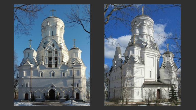 Церковь Усекновения Главы Иоанна Предтечи в Дьякове. 1560-е
