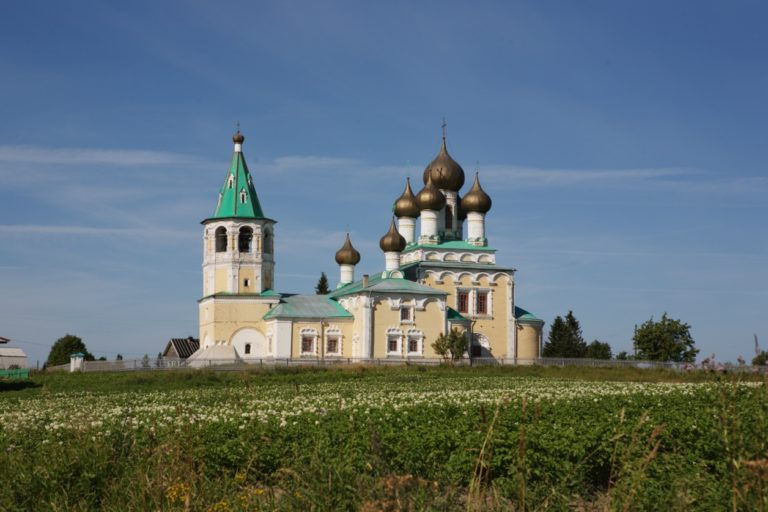 Церковь Воскресения Христова. 1686–1694