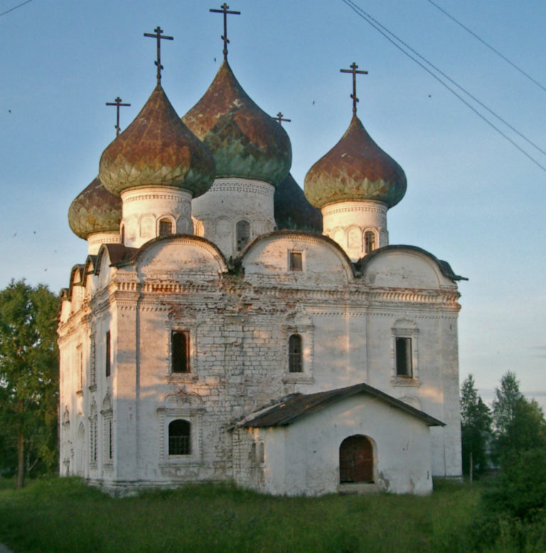 Церковь Воскресения. Кон. XVII в.