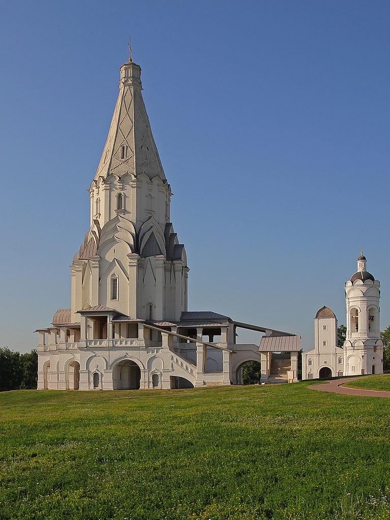 Церковь Вознесения. 1532