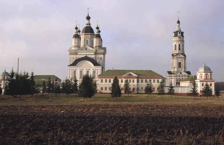 Троице-Сканов Наровчатский монастырь