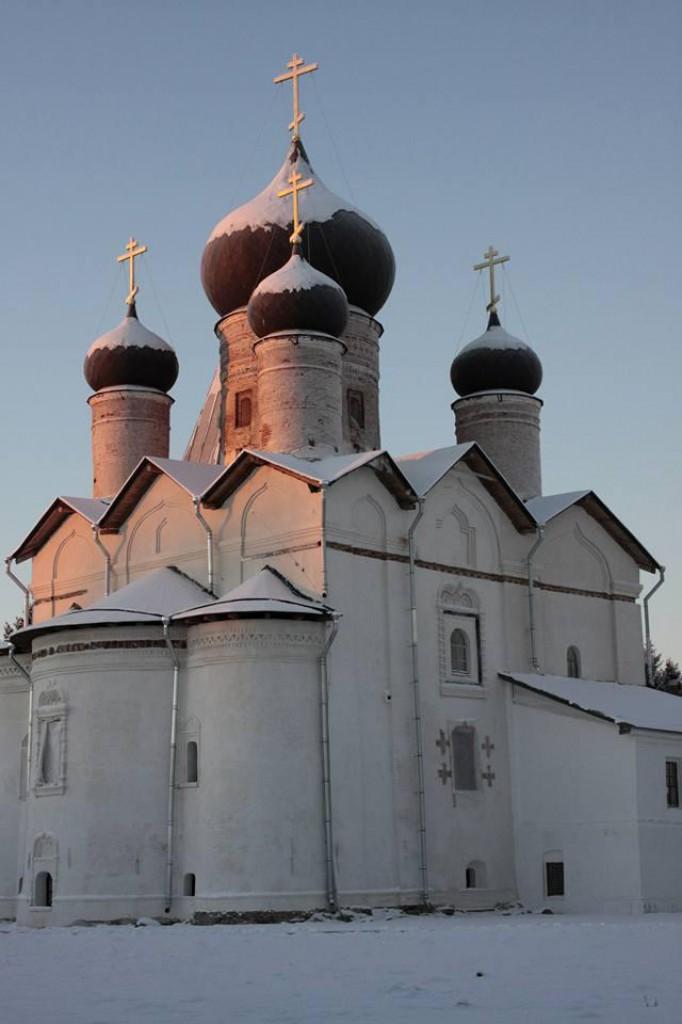 Троицкий собор. 1680–1684