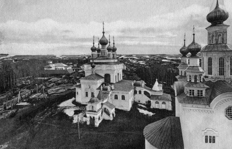 Троицкий собор. 1685–1697
