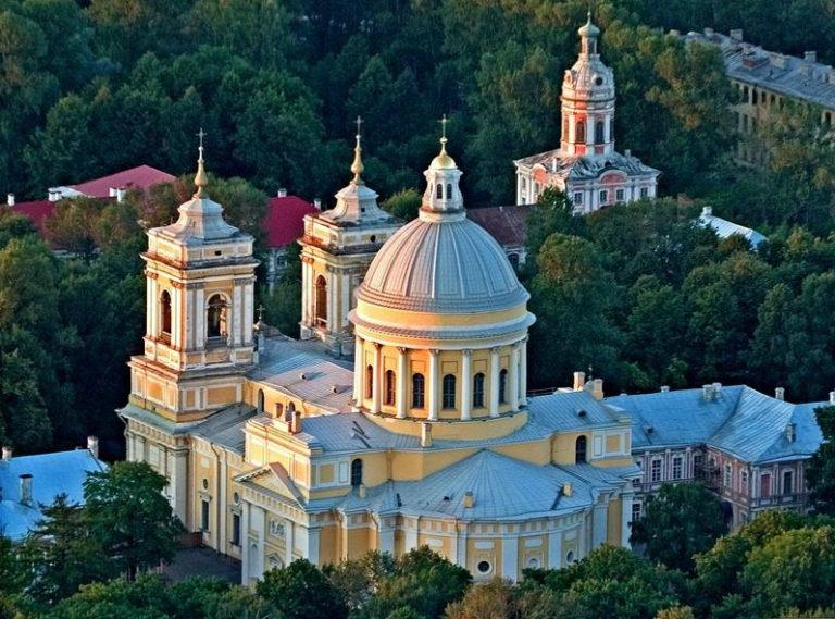 Троицкий собор. 1774–1790