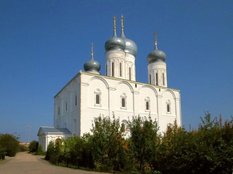 Троицкий собор. Ок. 1655–1664