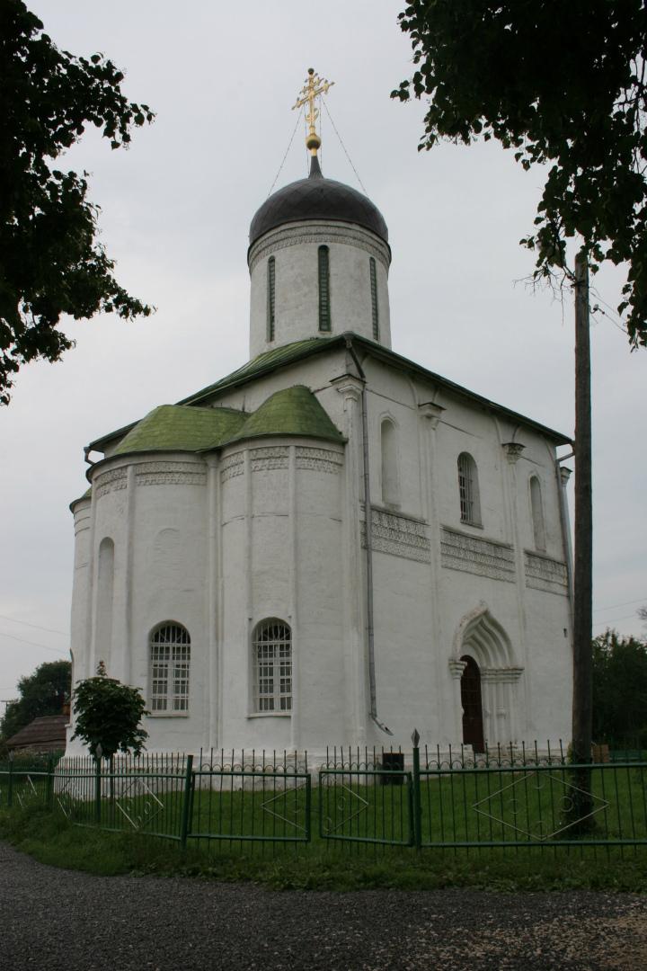Успенский собор на Городке. Ок. 1400