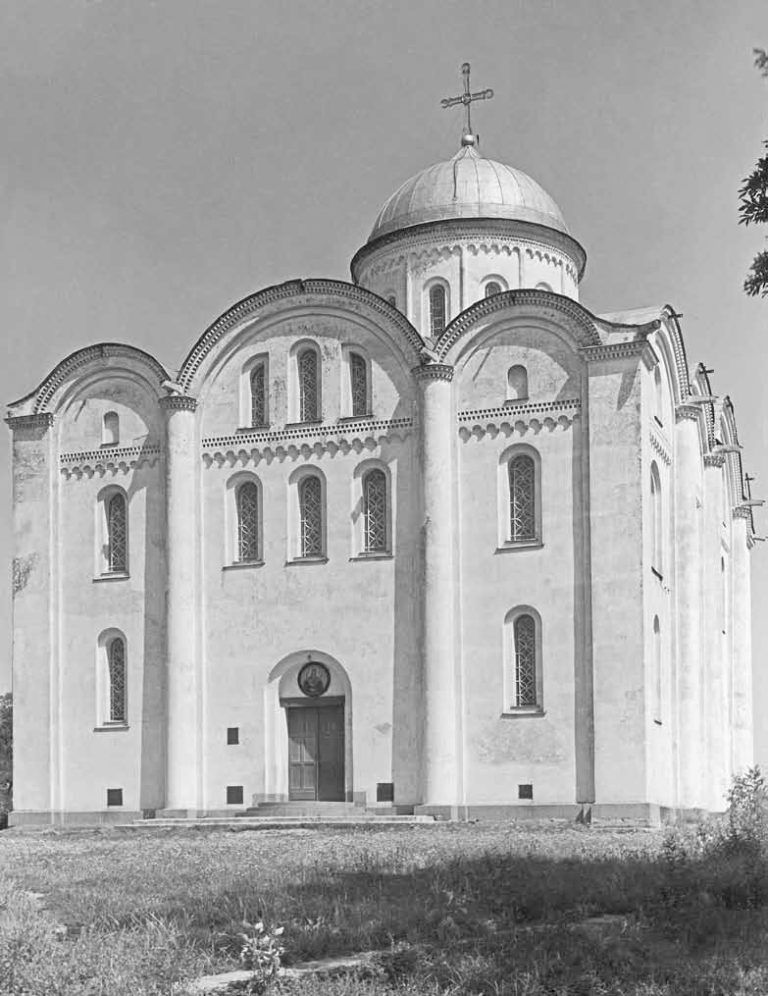 Успенский собор. 1156–1160. Восстановлен в 1896–1900 гг.