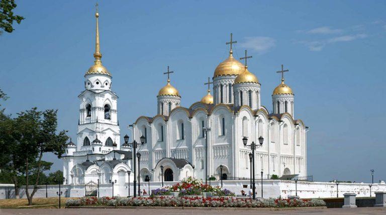 Успенский собор. 1158–1160