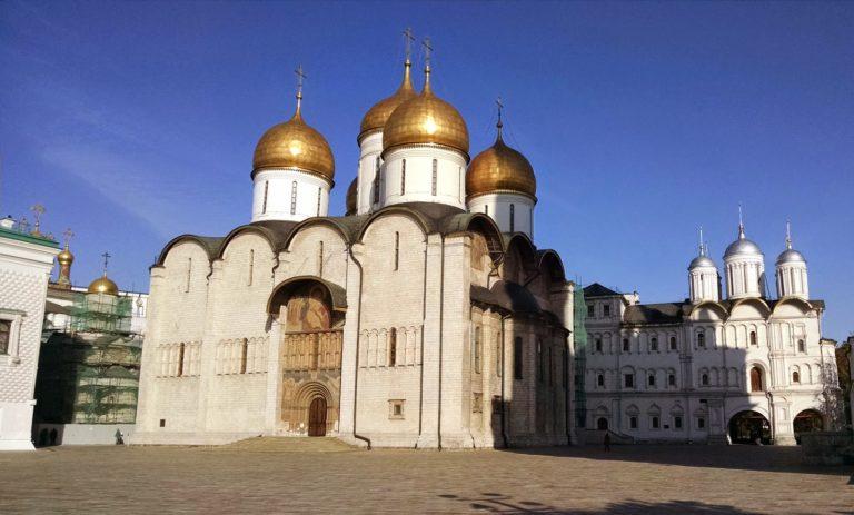 Успенский собор. 1475–1479