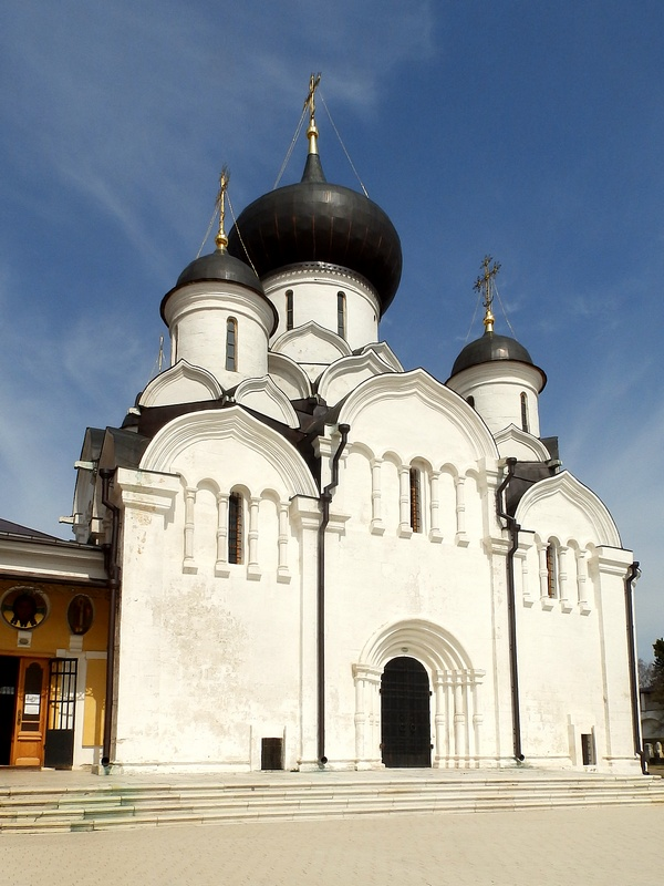 Успенский собор. 1530-е