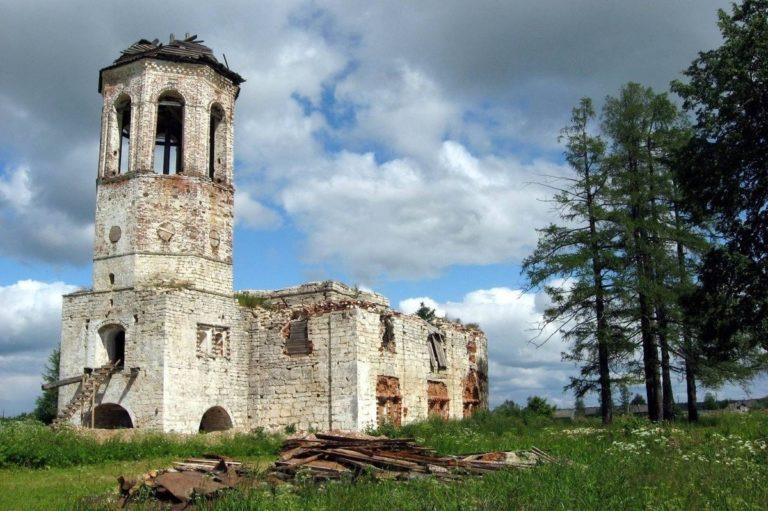 Успенский собор. 1707–1734