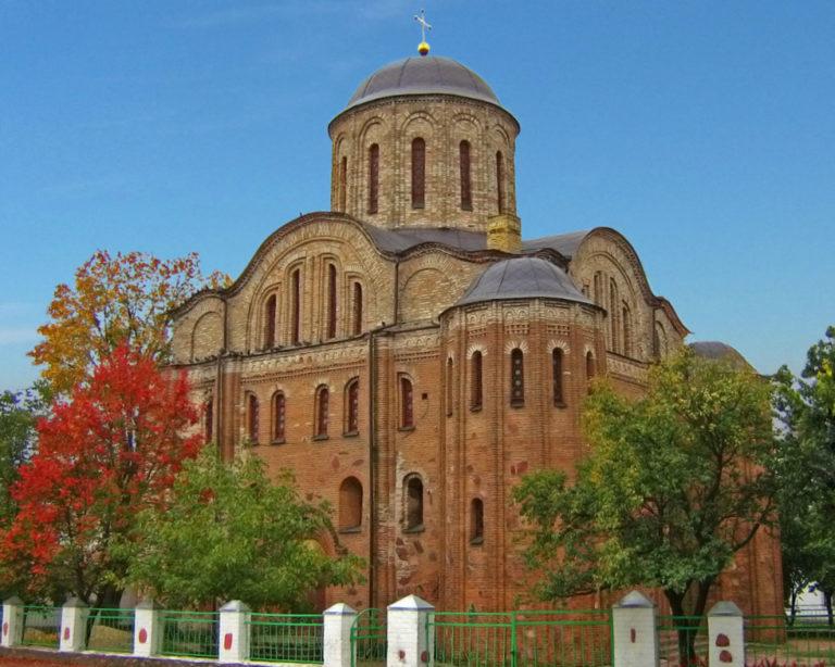 Васильевская церковь. 1190