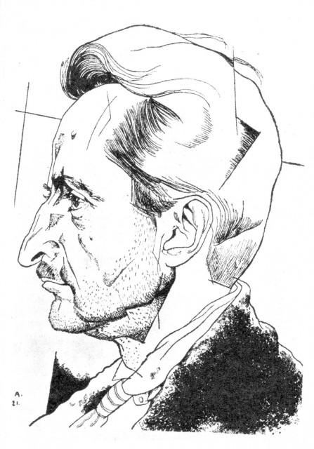 Владимир Пяст. 1921