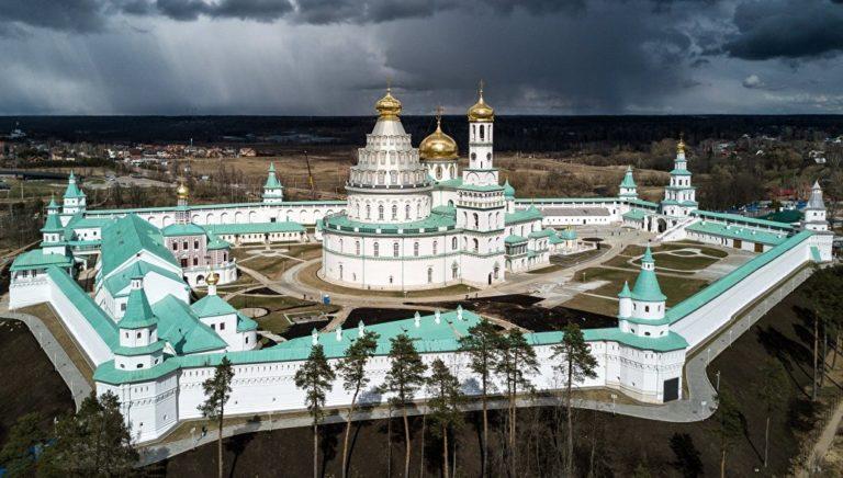 Воскресенский Новоиерусалимский монастырь. 1658–1697