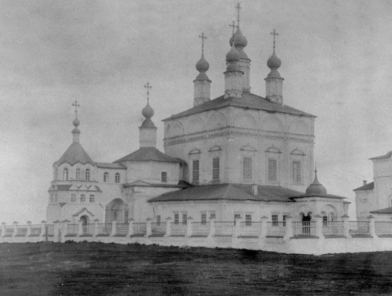 Воскресенский собор. 1698–1715