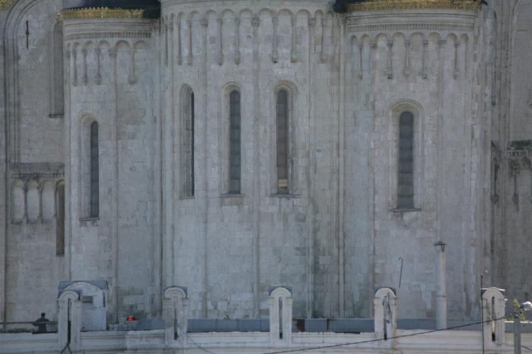 Восточный фасад Успенского собора
