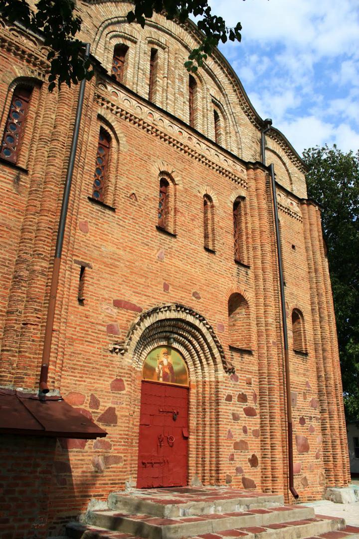 Южный портал Васильевской церкви