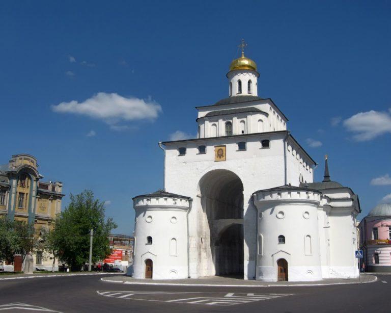 Золотые ворота. 1158–1164