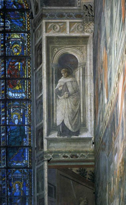 Альберт дельи Абати. 1452–1465