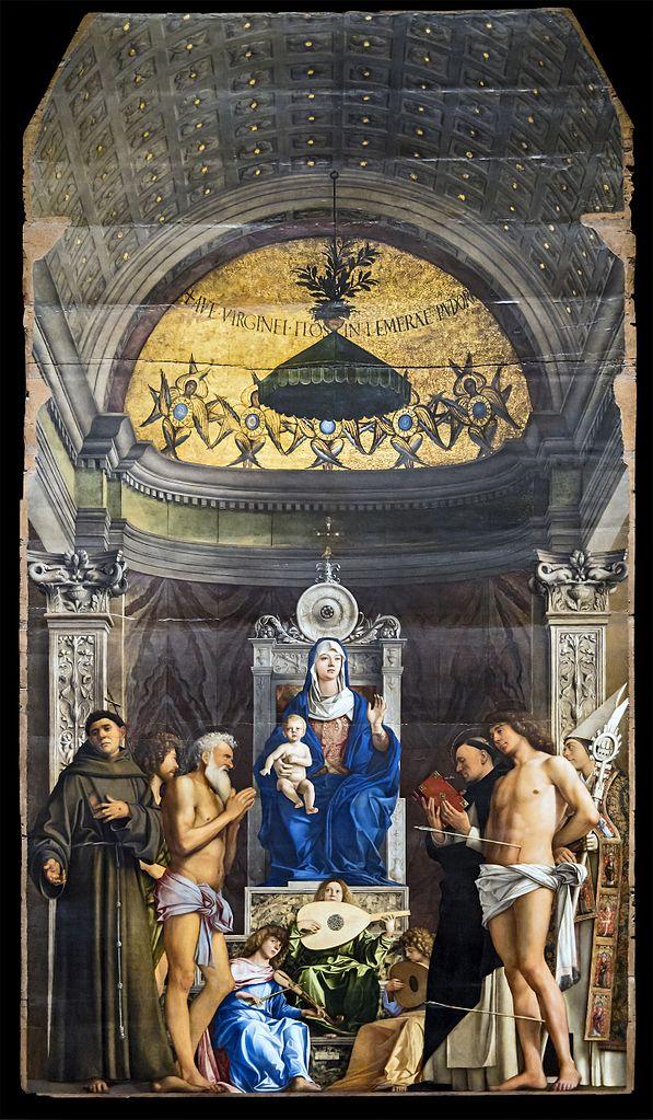 Алтарь Сан-Джоббе. 1478–1488