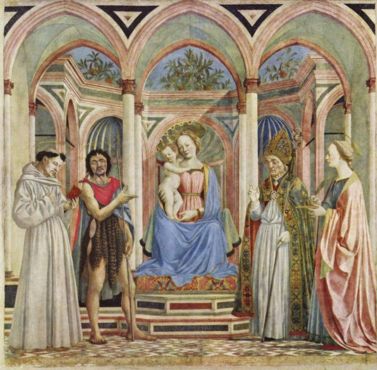 Алтарь Святой Лючии. 1445–1447