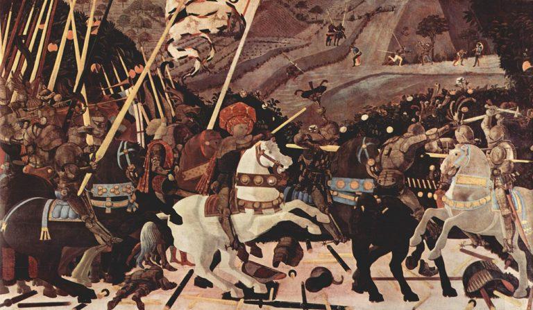 Атака Никколо да Толентино. 1456–1460
