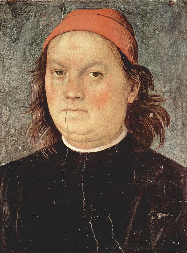 Автопортрет. 1497–1500