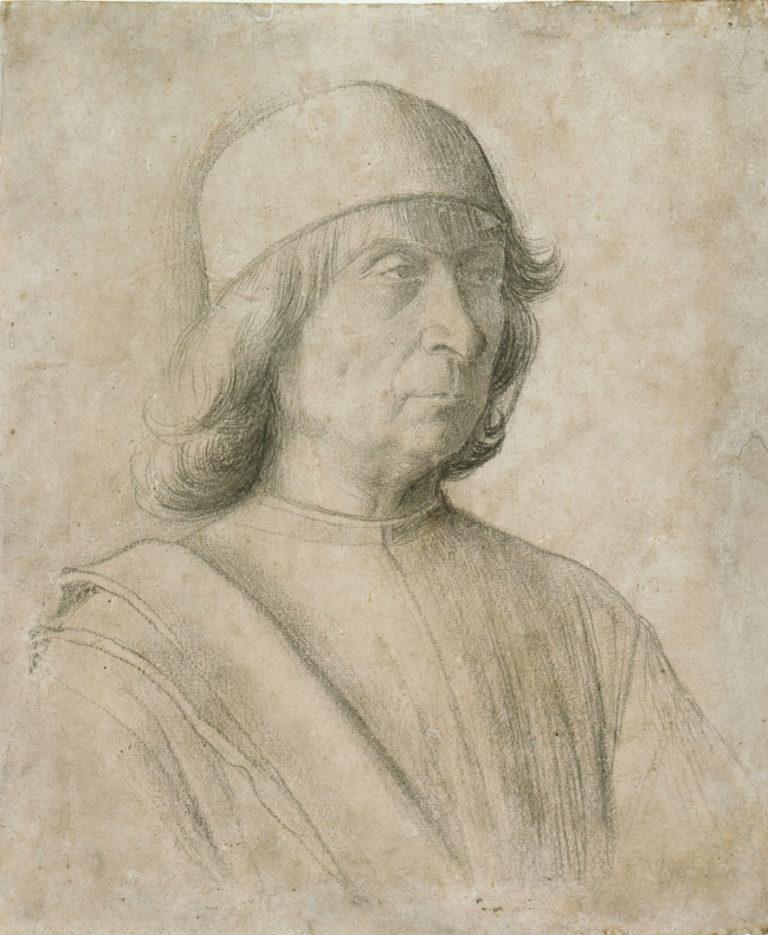 Автопортрет. Ок. 1496