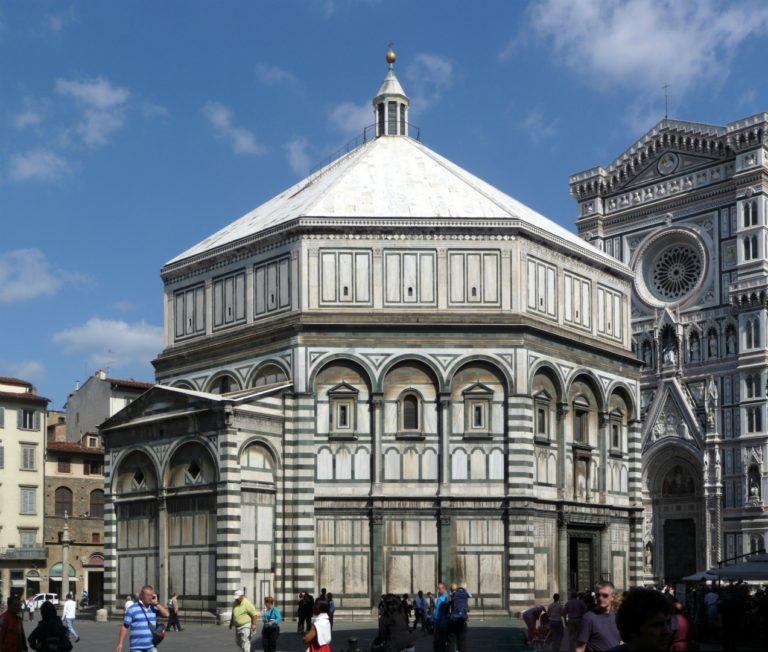 Баптистерий Сан-Джованни. 1059–1129