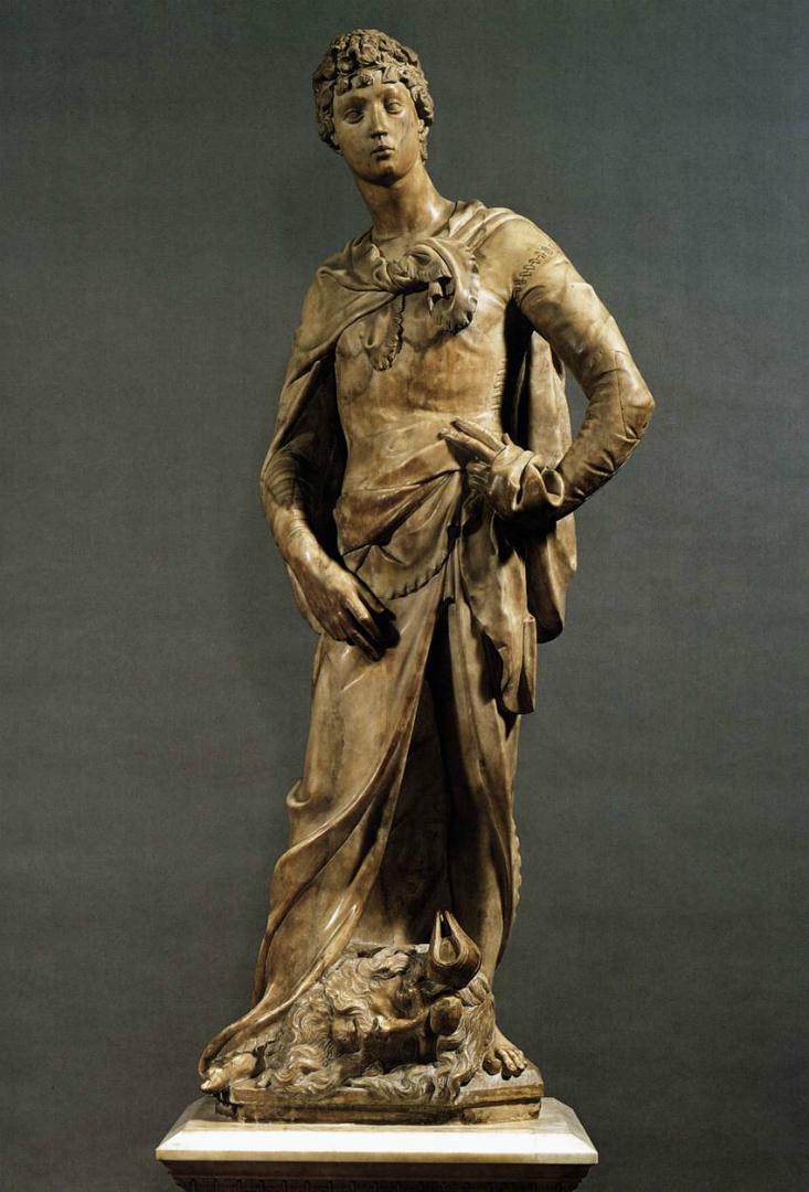 Давид. 1408–1409